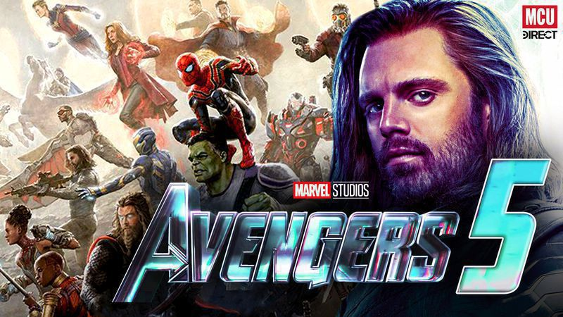Avengers 5 Will Not Release For a While According To Sebastian Stan